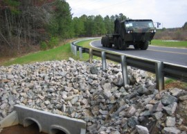 Roadway &amp; Civil Construction at Ft Bragg, NC
